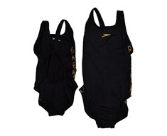 Speedo swimming suit superiority muscle back