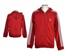 Adidas casaco ess 3s z-hood b