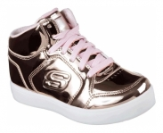 Skechers sapatilha energy lights girls
