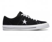 Converse sapatilha one star premium suede ox