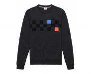 Le coq sportif sweat tri lf cycling crew