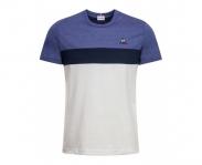 Le coq sportif t-shirt tricolores ss n°2