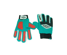 Umbro gloves of g. reofs junior