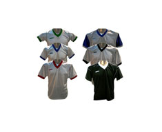 Remate shirt of soccer sem gola