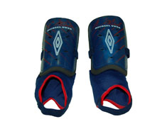 Umbro shin guards shearer shield