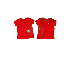 Nike camiseta graphic ss infant