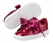 Puma sapatilha basket heart glam ps