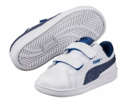 Puma sapatilha smash denim fs v ps