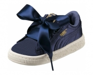 Puma sneaker basket heart sargasso sea inf