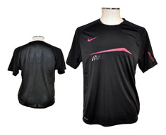 Nike shirt of soccer mercurial ultimate trng top