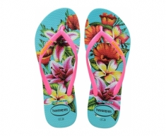 Havaianas chinelo slim floral w