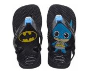 Havaianas chinelo herois dc baby