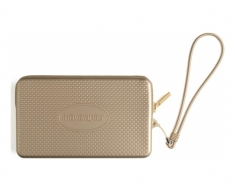 Havaianas bolsa mini plus cool metallic