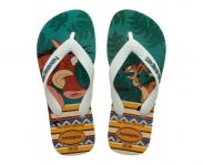 Havaianas chinelo lion king kids