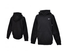 Nike sweat with hood ya76 oth girls