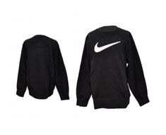 Nike sweat ya76 swoosh ft crew boys