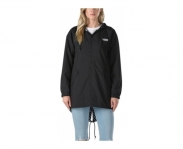 Vans jacket with hood mercy reversible checkerboard w