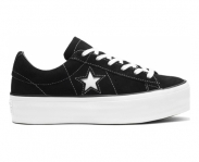 Converse sapatilha one star platform ox w