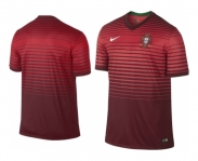 Nike official shirt portugal home 2014/2016