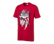 Puma t-shirt graphic logo