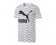 Puma t-shirt graphic retro sports