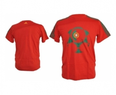 Adidas t-shirt portugal ball gr y