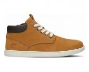 Timberland boot groveton leather chukka kids