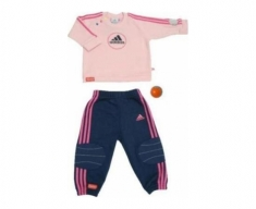Adidas tracksuit fisher price infant