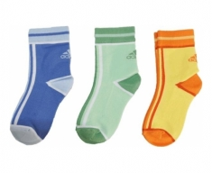 Adidas socks pk3 infants