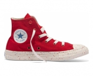 Converse sapatilha all star chuck taylor hi jr