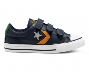 Converse sneaker star player leather twist easy-on ox k
