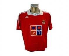 Adidas camisola oficial s.l.benfica principal 2007/2008