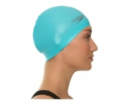 Speedo touca de nataçao plain moulded silicone