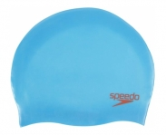 Speedo touca of natação silicone plain moulofd jr