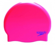 Speedo touca of natação plain moulofd silicone junior