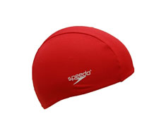 Speedo swimming cap polyester