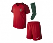 +nike mini kit oficial portugal home 2016
