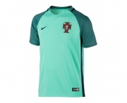Nike camiseta oficial portugal away 2016 jr