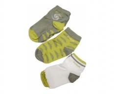 Reebok meias pack 3 kids