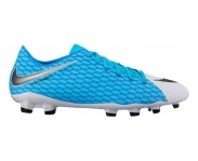 Nike football boot hypervenom phelon iii (fg)