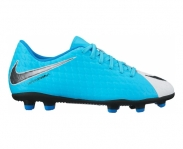 Nike football boot hypervenom phaof iii (fg) jr