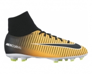 Nike football boot mercurial victory vi dynamic fit (fg) jr