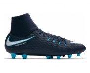 Nike football boot  hypervenom phelon iii dynamic fit (ag-pro)