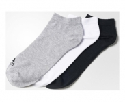 Adidas meias pack3 performance no-sh
