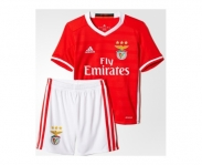 Adidas mini kit oficial benfica 2016/2017 home jr