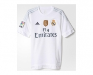Adidas camiseta oficial real madrid 2015/2016 home