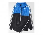 Adidas fato of treino woven