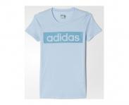 Adidas t-shirt ess linear w
