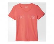 Adidas t-shirt linear w
