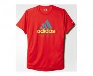 Adidas t-shirt pes running
